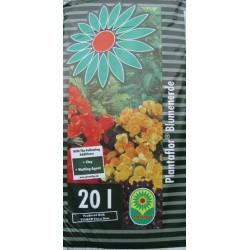 Pamant de flori 20L - Plantaflor