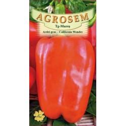 Ardei gras seminte - Capsicum annuum California Wonder