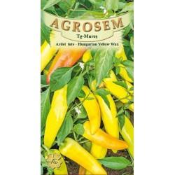 Ardei iute seminte - Capsicum annuum Hungarian Yellow Wax