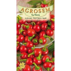 Ardei iute seminte - Capsicum annuum 'Red Cherry Small'