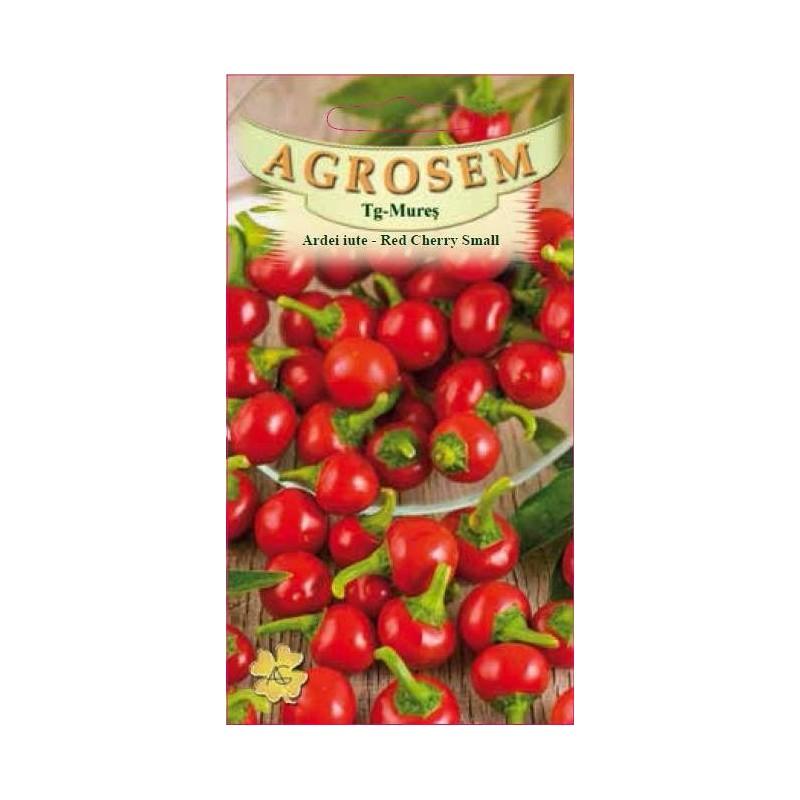 Ardei iute seminte - Capsicum annuum 'Red Cherry Small'