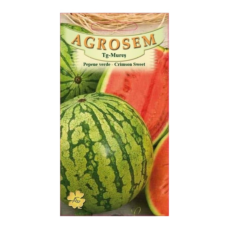 Pepene verde seminte - Crimson Sweet