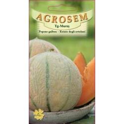 Pepene galben seminte - Retato degli ortolani