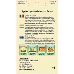 Telina de petiol seminte - Apium graveolens ssp dulce