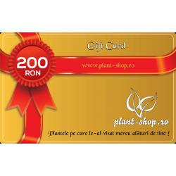 Card cadou 200