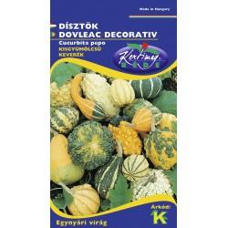 Seminte dovleac decorativ fructe mici