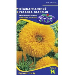 Seminte floarea soarelui dubla