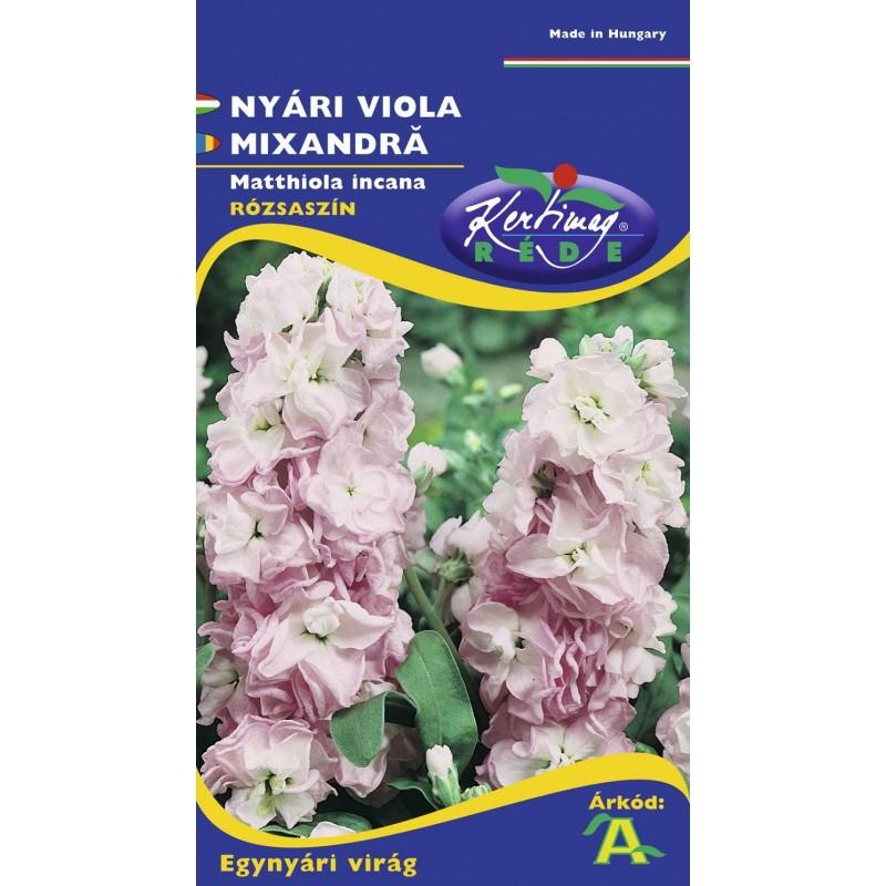 Seminte mixandre roz
