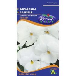 Seminte panselute albe - KM - Viola tricolor