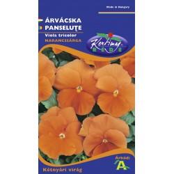 Seminte panselute portocaliu - KM - Viola tricolor
