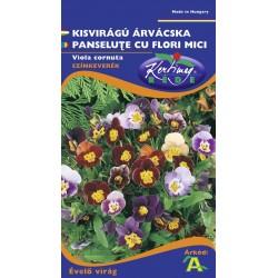 Seminte panselute cu flori mici - KM - Viola tricolor