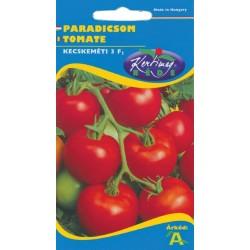Seminte tomate Kecskemeti 3 F1 - KM - Lycopersicon esculentum