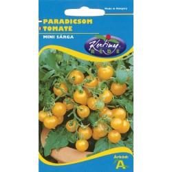 Seminte tomate Minigold - KM - Lycopersicon esculentum