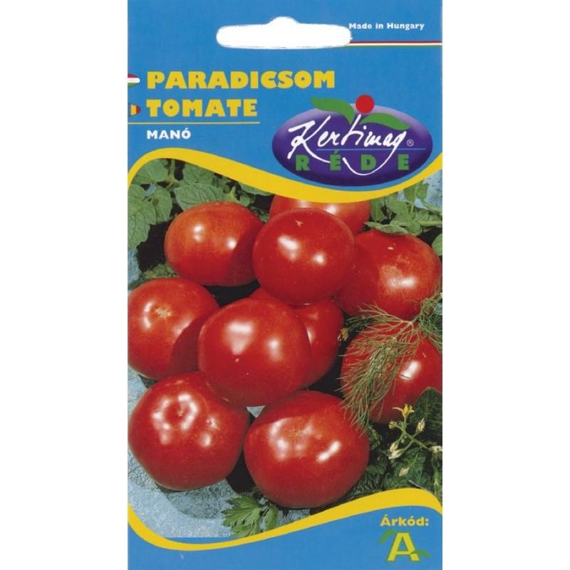 Seminte tomate Mano - KM - Lycopersicon esculentum