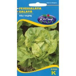 Seminte salata Winter Butterkopf - KM - Lactuca sativa var. capitata