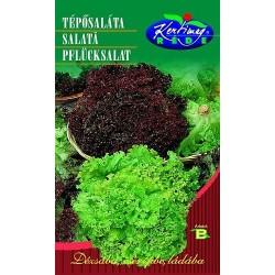 Seminte salata de frunze Baby leaf Trio - KM - Lactuca sativa convar. secalina