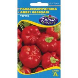 Seminte ardei gogosar Topepo - KM - Capsicum annuum