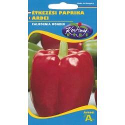 Seminte ardei California Wonder - KM - Capsicum annuum