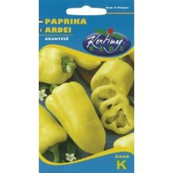 Seminte ardei Aranyeso - KM - Capsicum annuum