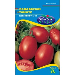 Seminte tomate Kecskemeti 549 - KM - Lycopersicon esculentum