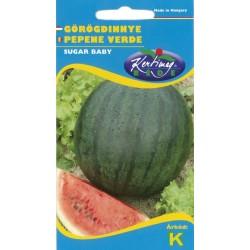 Seminte pepene verde Sugar Baby - KM - Citrullus lanatus