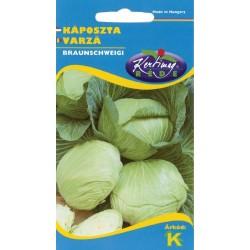 Seminte varza Braunschweigi - KM - Brassica oleracea convar capitata provar. capitata