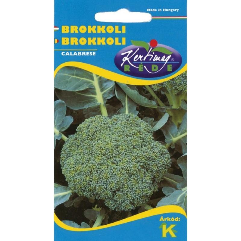 Seminte broccoli Calabrese - KM - Botrytis cretica italica