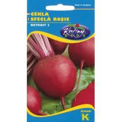 Seminte sfecla rosie Detroit 2 - KM - Beta vulgaris conditiva