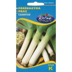 Seminte praz Carentan - KM - Allium porrum