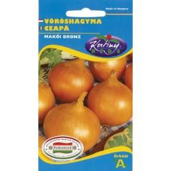 Seminte ceapa galbena Makoi bronz - KM - Allium cepa