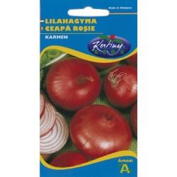 Seminte ceapa rosie Karmen - KM - Allium cepa