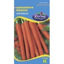 Seminte morcovi Amsterdam - KM - Daucus carota spp. sativus