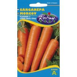 Seminte morcovi Flakker 3 - KM - Daucus carota spp. sativus
