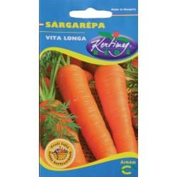 Seminte morcovi Vita Longa - KM - Daucus carota