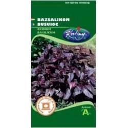 Seminte busuioc rosu - KM - Ocimum basilicum Red Rubin