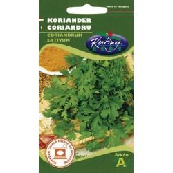 Seminte coriandru - KM - Coriandrum sativum