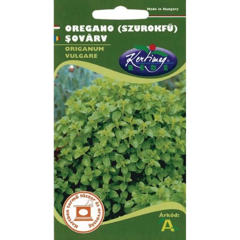 Seminte sovarv - KM - Origanum vulgare