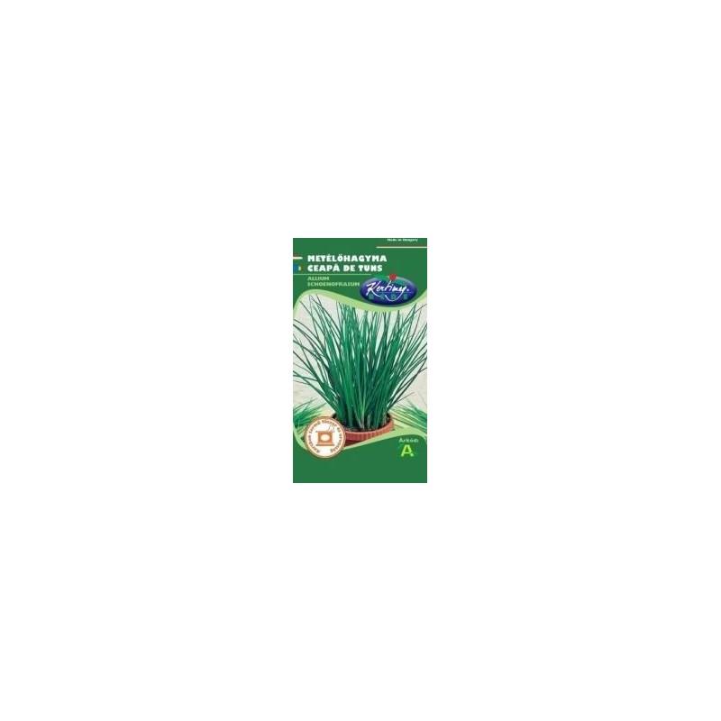 Seminte ceapa de tuns - KM - Allium schoenoprasum