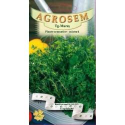 Plante aromatice mix de 3 plante - seminte pe banda cu ingrasamant - AS