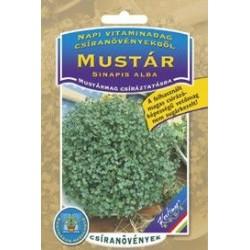 Mustar seminte pentru germinat - KM 50g