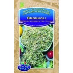 Broccoli seminte pentru germinat - KM 15g