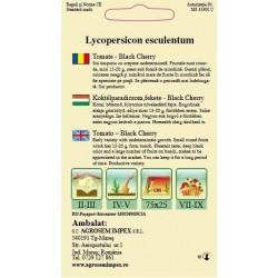 Tomate Black Cherry seminte - AS - Lycopersicon esculentum