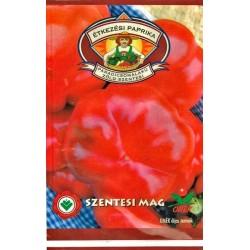 Ardei gogosar seminte - Zold Szentesi - Capsicum annuum L. convar. grossum