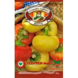 Ardei dulce tip mar seminte - Evita - Capsicum annuum L. convar. grossum