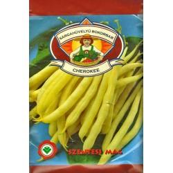Fasole galbena pitica semitimpurie Cherokee 40 g seminte - Szentesi - Phaseolus vulgaris L. convar. nanus
