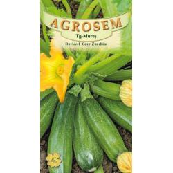 Seminte de Dovlecel Grey Zucchini - AS - Cucurbita pepo var. giromontia