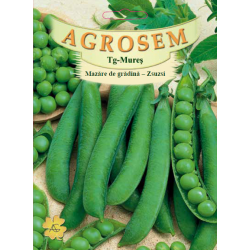 Seminte de Mazare de gradina Zsuzsi 150 g - AS - Pisum sativum