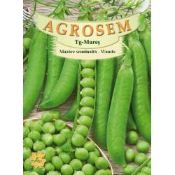 Seminte de Mazare semiinalta Wando 100 g - AS - Pisum sativum