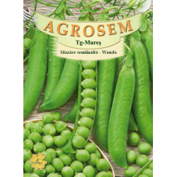 Seminte de Mazare semiinalta Wando 500 g - AS - Pisum sativum