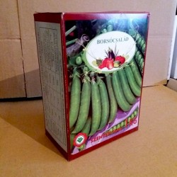 Seminte Selectie de Mazare 1 kg (4 soiuri x 250g) - AS - Pisum sativa